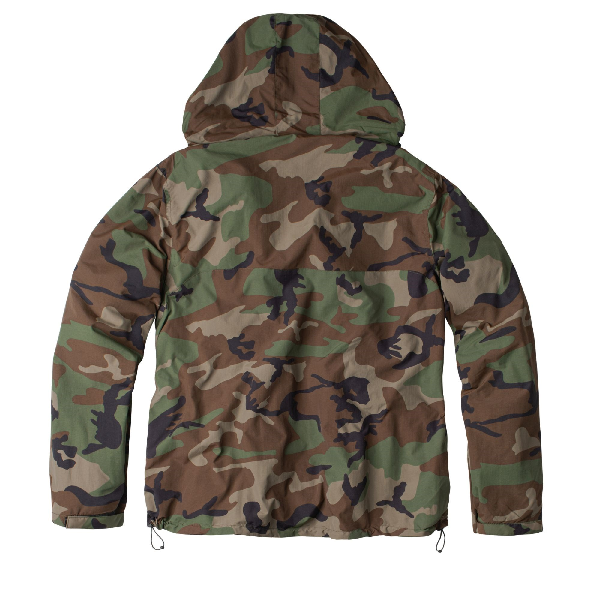 WINDBREAKER ZIPPER Jacket WOODLAND SURPLUS 20-7002-22 L-11