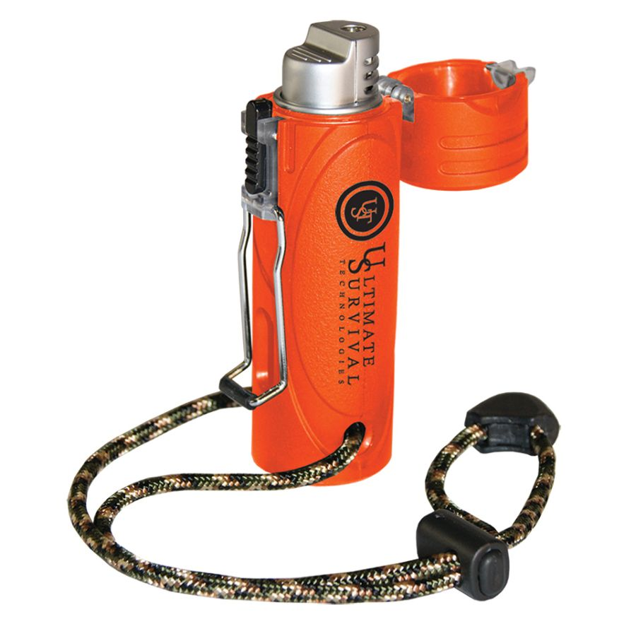 Lighter gas Trekker ™ Stormproof ORANGE UST 21-W03-005 L-11