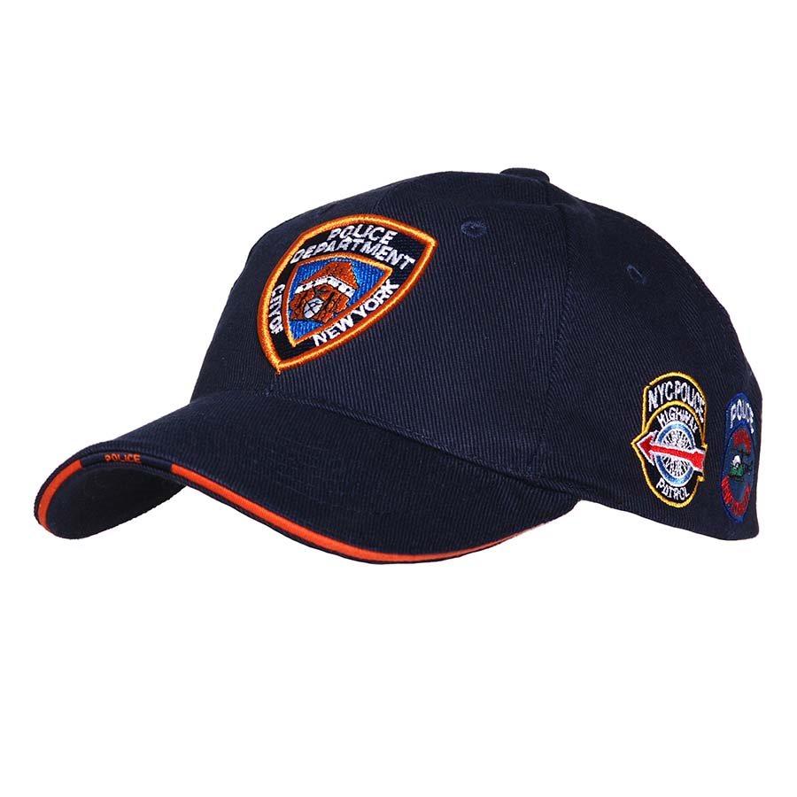 Baseball Cap NYPD Dark Blue FOSTEX 215157-247 L-11