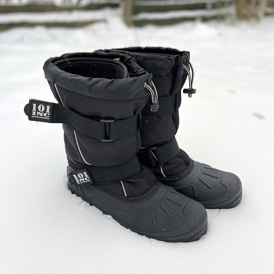Winter boots for snow with Thinsulate insole 101INC 235202 L-11