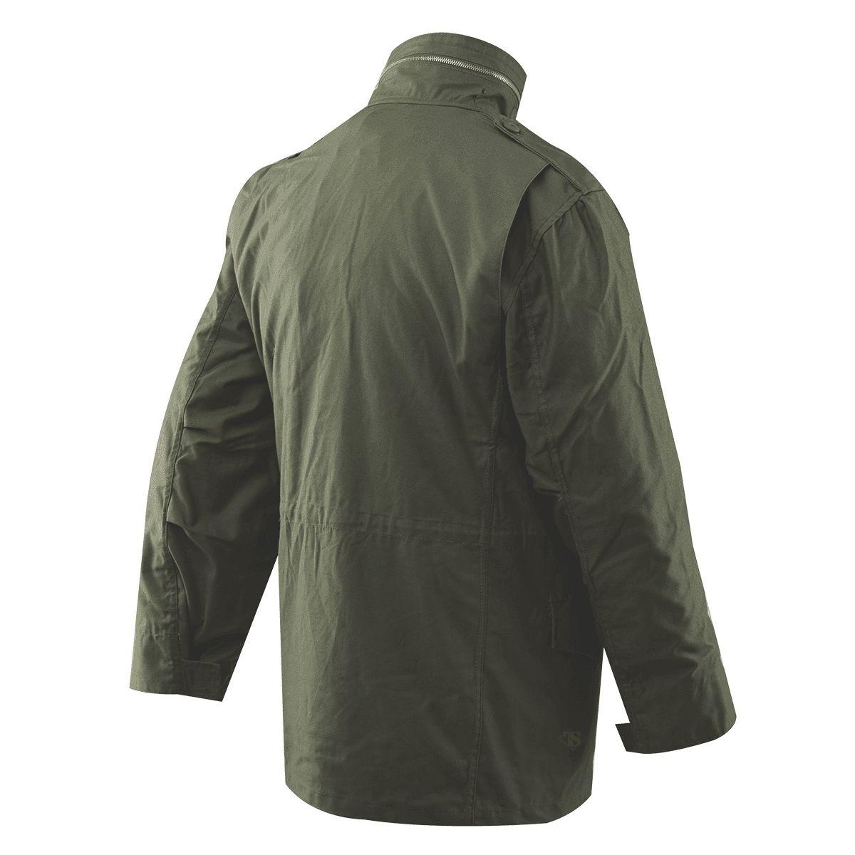 Jacket M65 with liner OLIVE TRU-SPEC 24420 L-11