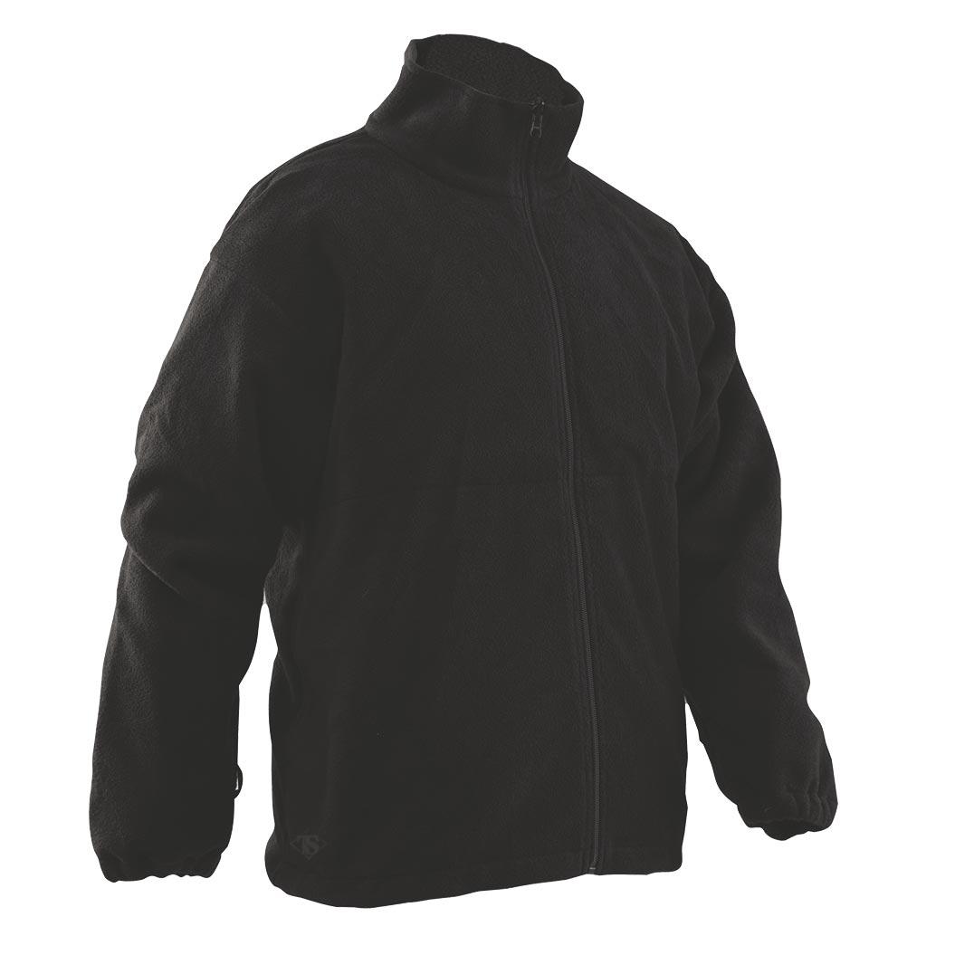 Sweatshirt MICRO FLEECE BLACK ECWCS TRU-SPEC 24340 L-11