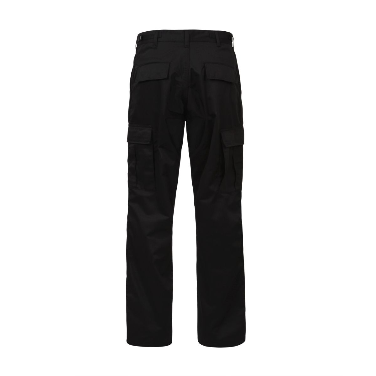 Pants BDU ZIPPER FLY RELAXED BLACK ROTHCO 2971 L-11