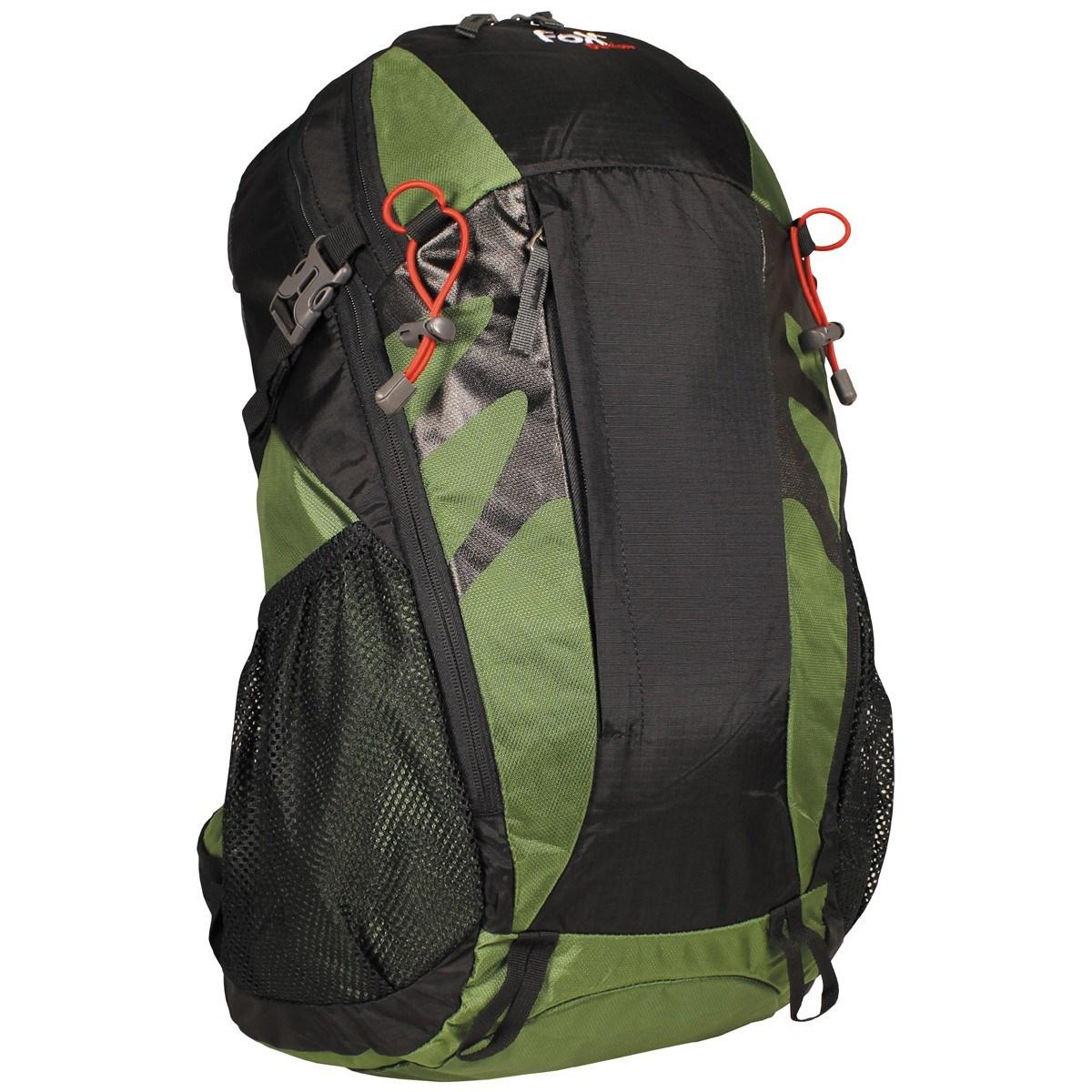 Backpack ARBER 30 GREEN-BLACK FOX Outdoor 30815B L-11