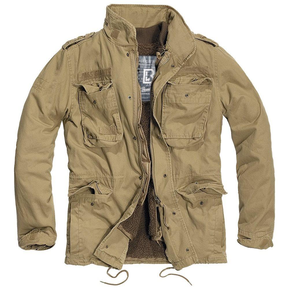 Jacket M65 GIANT CAMEL BRANDIT 3101-70 L-11
