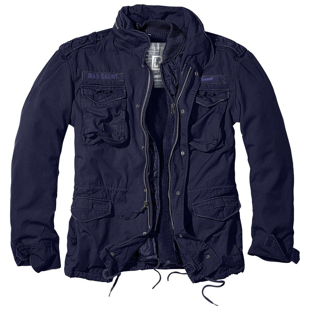 Jacket M65 GIANT NAVY BLUE BRANDIT 3101-8 L-11