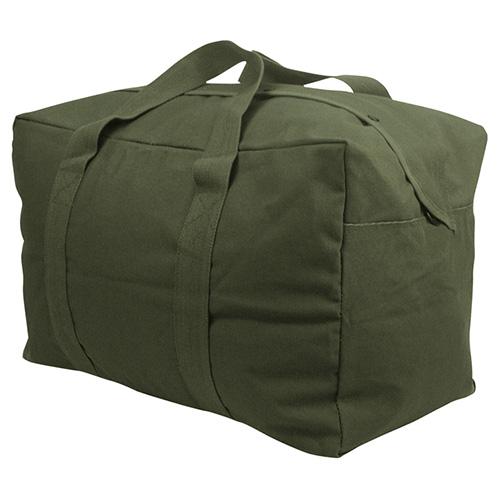 PARACHUTE Bag OLIVE ROTHCO 3123-OD L-11
