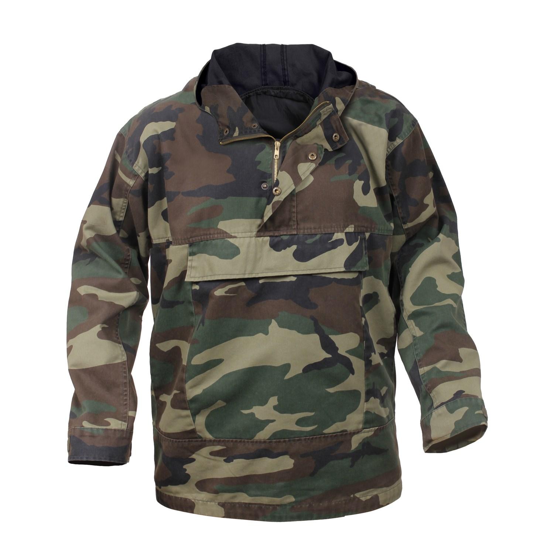 Jacket ANORAK PARKA US WOODLAND ROTHCO 3847 L-11