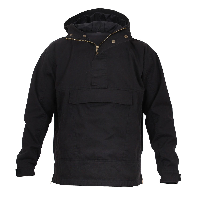 Jacket ANORAK PARKA BLACK ROTHCO 3857 L-11
