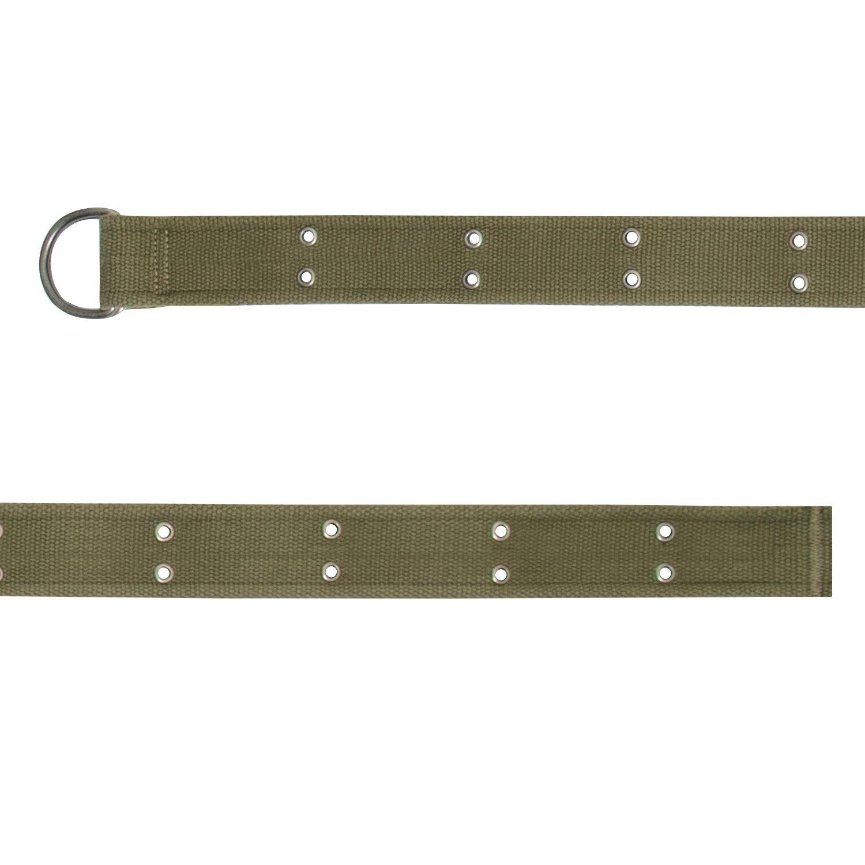 Women's Belt VINTAGE D-RING OLIVE ROTHCO 4147O L-11