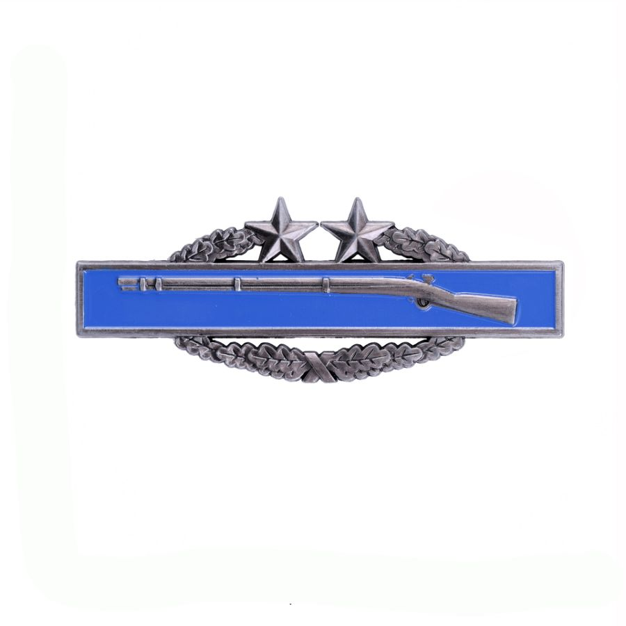 3rd Award Combat Infantryman Badge US Army 441016-1634 L-11
