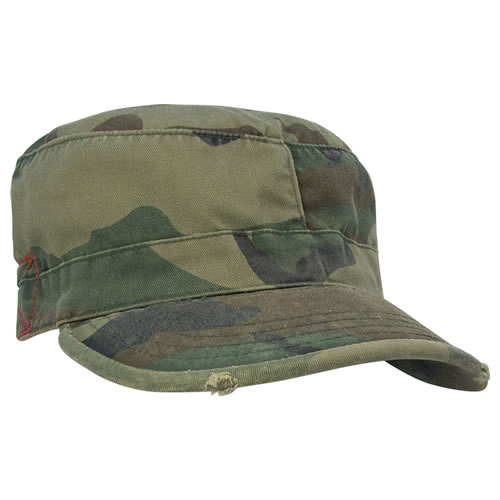 Hat ULTRA FORCE VINTAGE WOODLAND ROTHCO 4509 L-11
