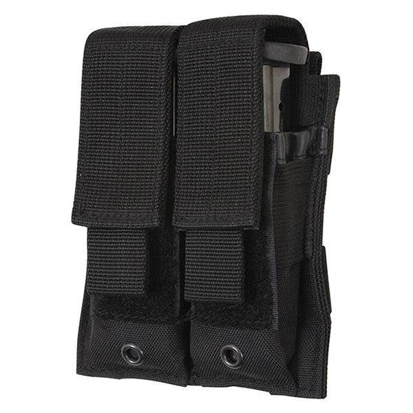 MOLLE pouch for two magazines BLACK ROTHCO 51002B L-11