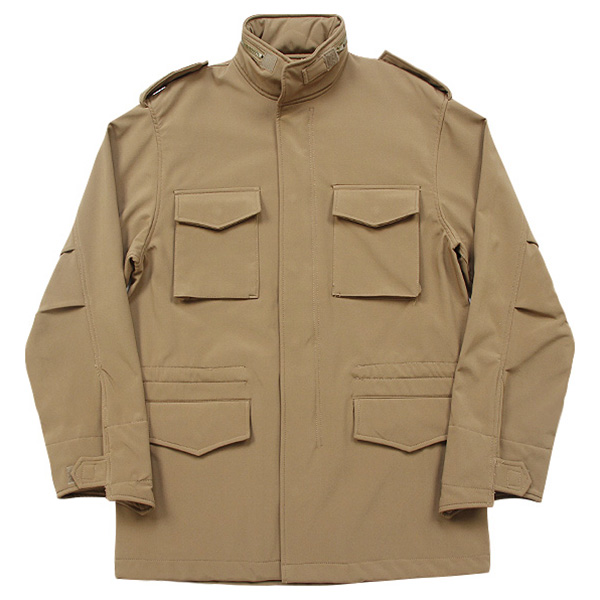 Jacket U.S. M65 SOFT SHELL COYOTE ROTHCO 5244 L-11