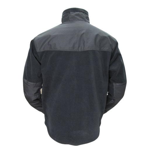 MICRO FLEECE jacket BLACK CONDOR OUTDOOR 601-002 L-11