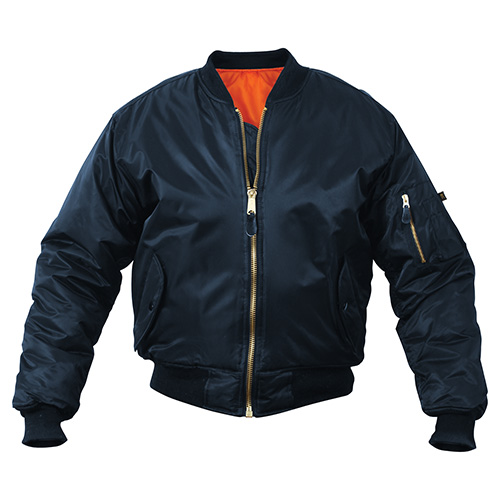 Jacket ULTRA FORCE MA1 FLIGHT BLUE ROTHCO 7325 L-11