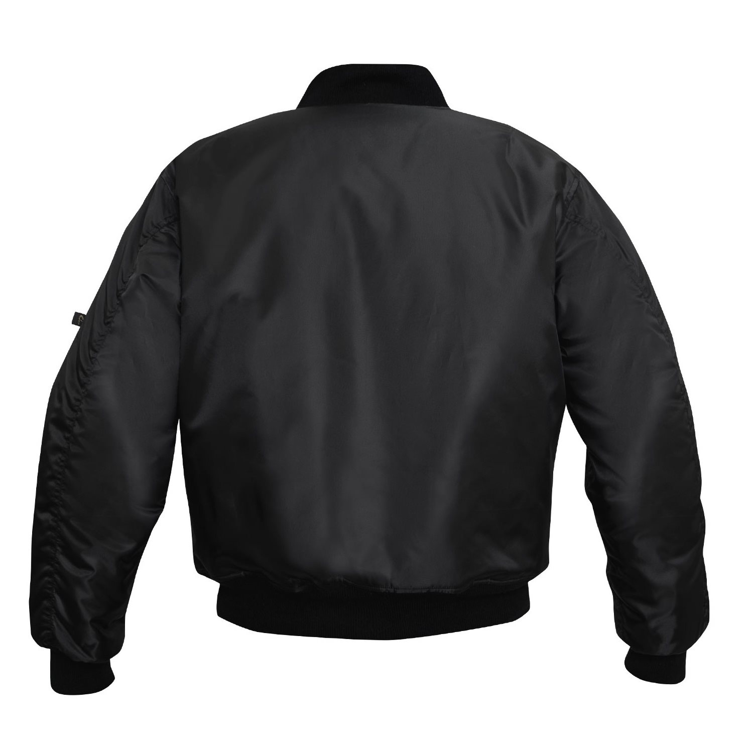 Jacket NASA MA-1 Flight BLACK ROTHCO 7328 L-11