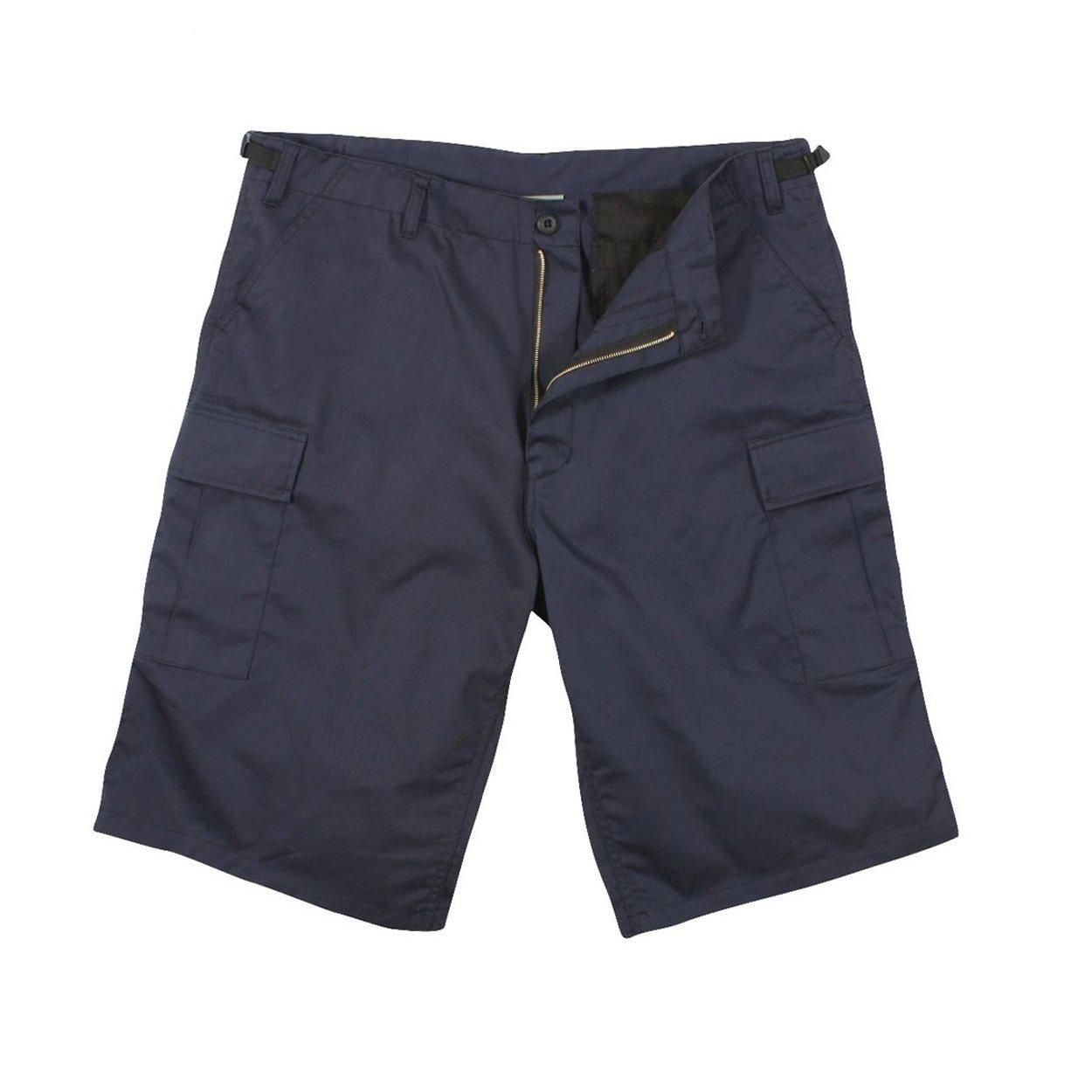 Short Pants BDU ULTRA FORCE LONGER YOU. BLUE ROTHCO 7432 L-11