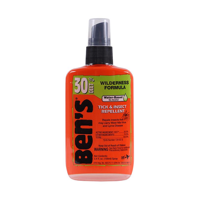 Insect repellent BENS 30, 100 ml BEN'S 0002-1468-2 -11