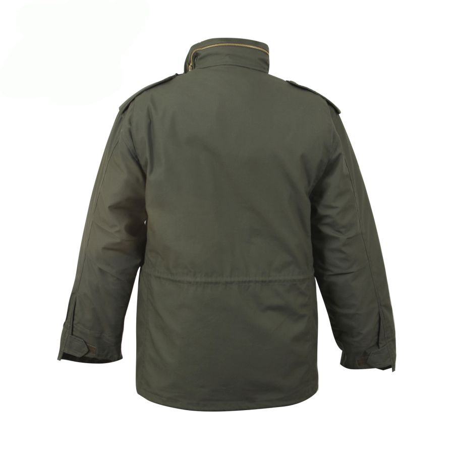 U.S. M65 jacket with liner GREEN ROTHCO 8238 L-11