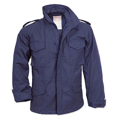 U.S. M65 jacket with liner BLUE ROTHCO 8527 L-11