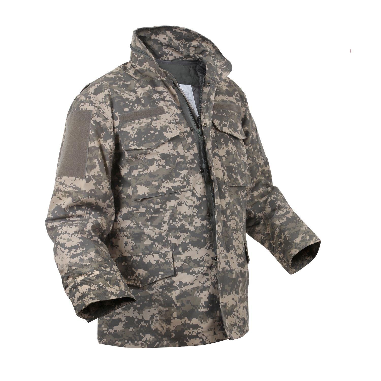Jacket U.S. M65 ULTRA FORCE ACU DIGITAL ROTHCO 8540 L-11