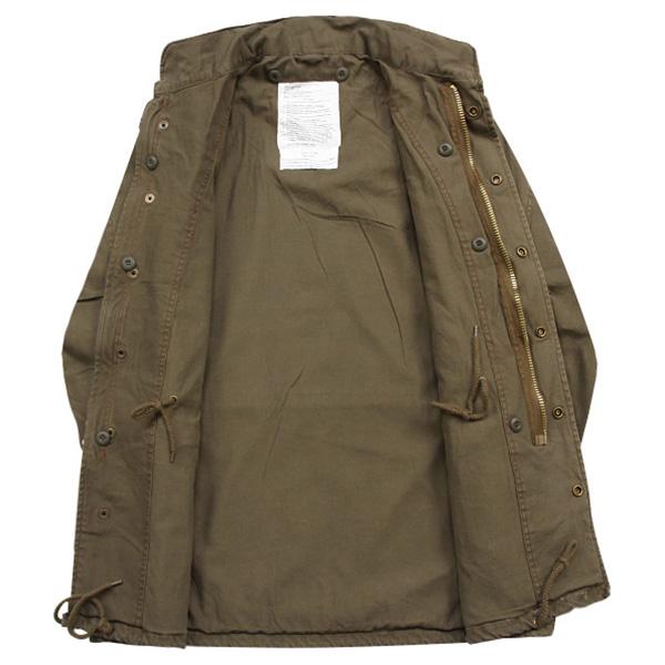 Jacket U.S. M65 VINTAGE BROWN Russett ROTHCO 8616 L-11