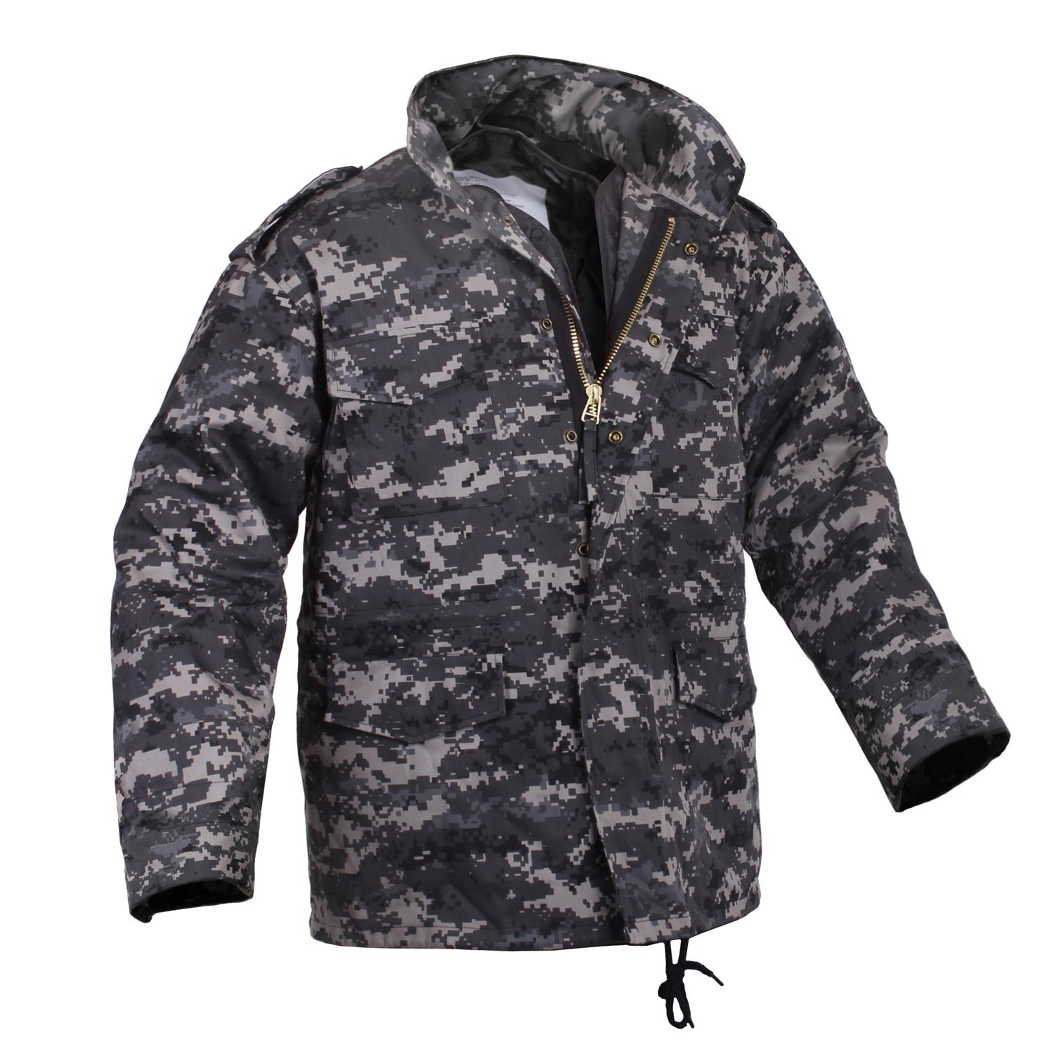 M-65 URBAN DIGITAL jacket with the liner ROTHCO 8717 L-11