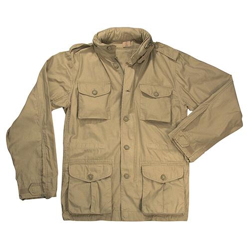 Lightweight jacket VINTAGE U.S. M65 KHAKI ROTHCO 8741 L-11