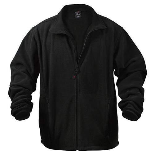 Jacket MOUNTAIN PATROL POLAR FLEECE BLACK ROTHCO 8745 L-11