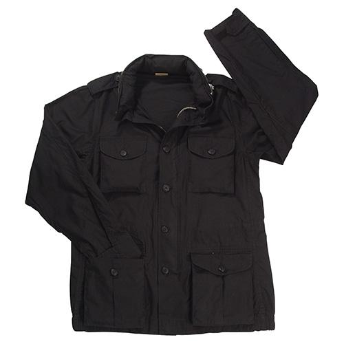 Lightweight jacket VINTAGE BLACK U.S. M65 ROTHCO 8751 L-11