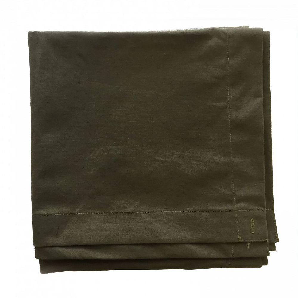 Cotton tarpaulin 145x145 OLIV  898109 L-11