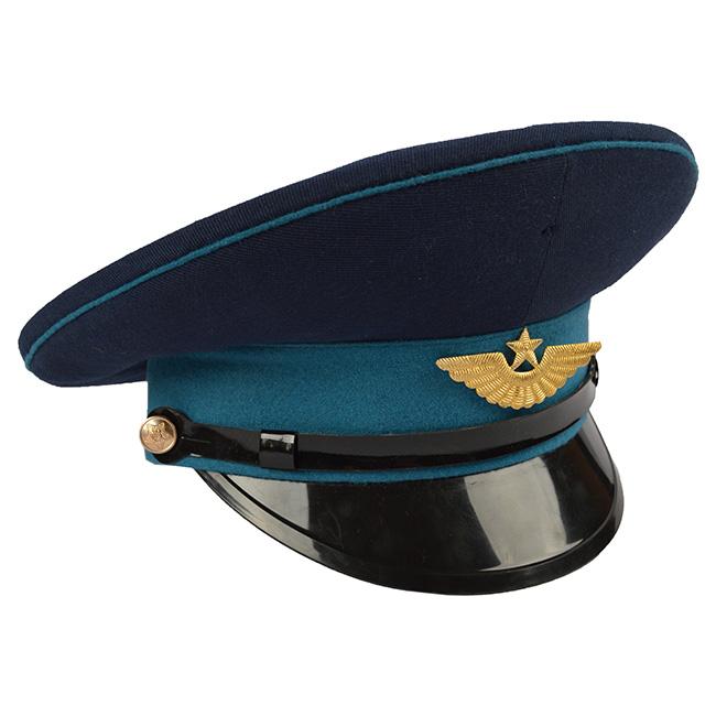 Russian blue peaked cap Russian Army 91244310-100 L-11