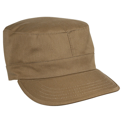 FATIGUE hat COYOTE BROWN ROTHCO R9313 L-11
