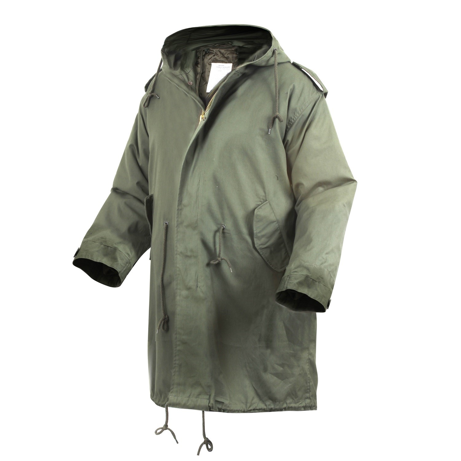 Jacket M-51 Fishtail GREEN ROTHCO 9462 L-11