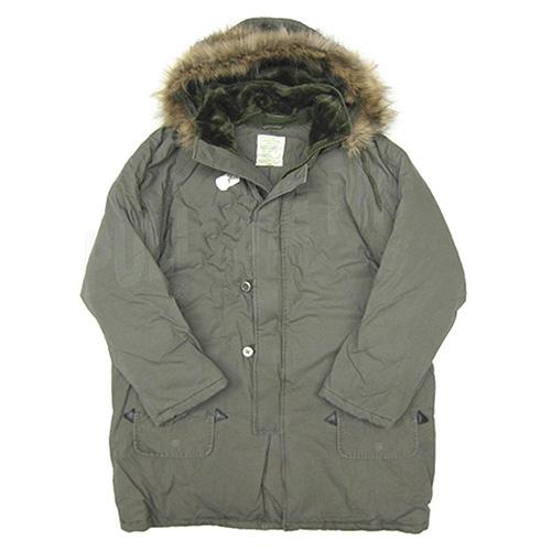 Jacket VINTAGE N-3B GREEN ROTHCO 9467 L-11