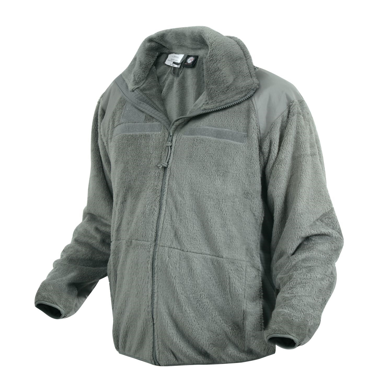 Fleece jacket GEN III / LEVEL 3 ECWCS FOLIAGE ROTHCO 9730 L-11