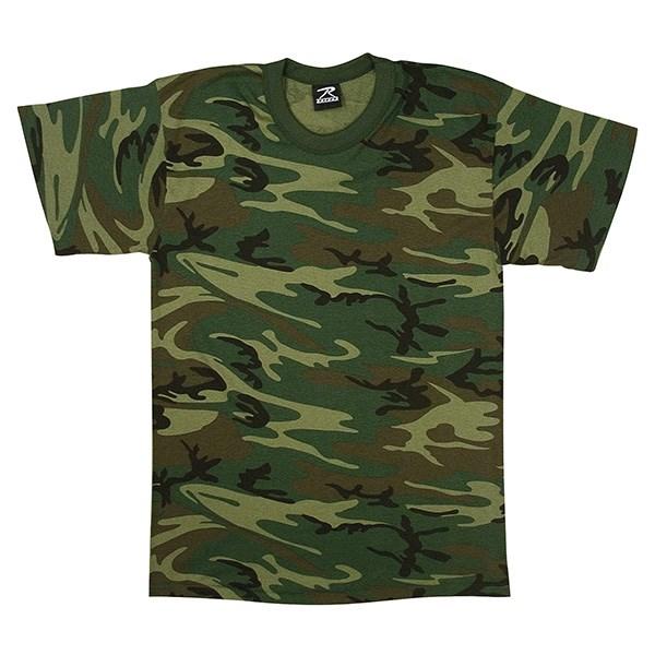 WOODLAND shirt SUPER ROTHCO 9777 L-11