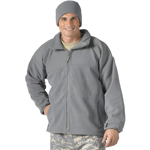 Polar Fleece Jacket ECWCS FOLIAGE ROTHCO 9778 L-11
