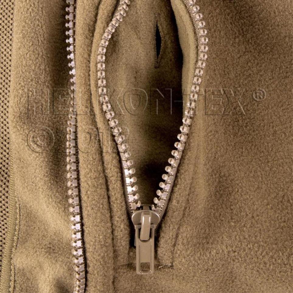 CLASSIC ARMY fleece jacket COYOTE Helikon-Tex® BL-CAF-FL-11 L-11