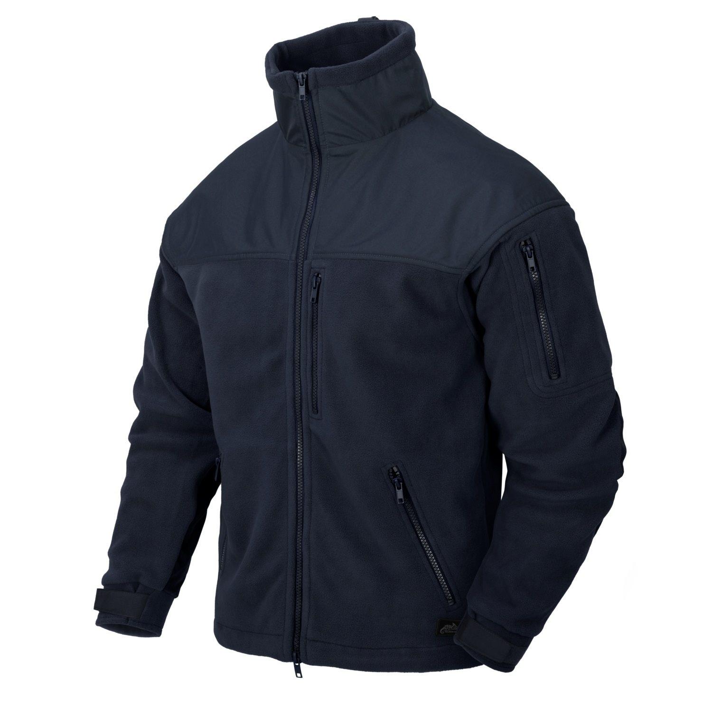 Fleece jacket CLASSIC ARMY NAVY BLUE Helikon-Tex® BL-CAF-FL-37 L-11