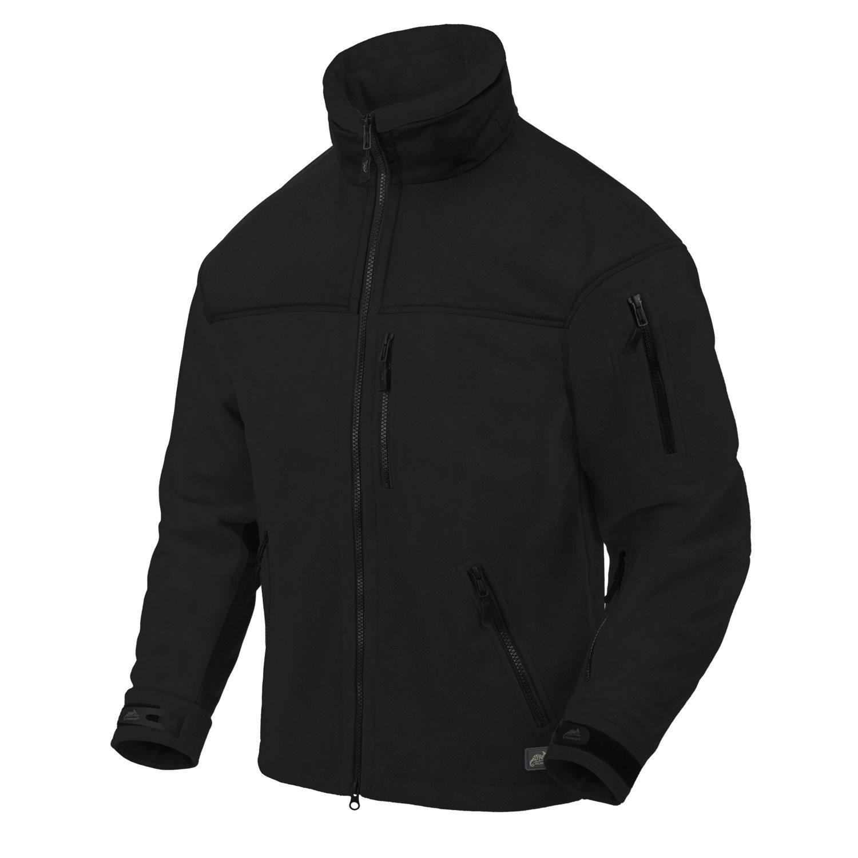 Jacket CLASSIC ARMY BLACK WINDBLOCKER Helikon-Tex® BL-CAF-FM-01 L-11