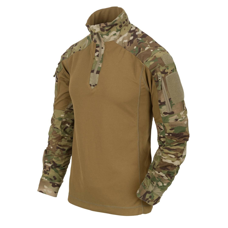 MCDU Shirt® NyCo Ripstop MULTICAM/COYOTE Helikon-Tex® BL-MCD-NR-3411A L-11