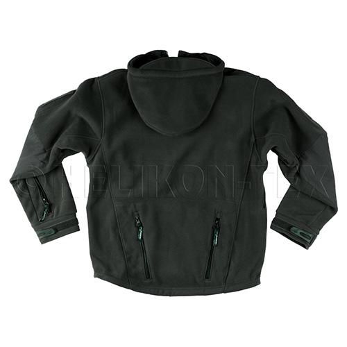 Heavy fleece jacket PATRIOT JUNGLE GREEN Helikon-Tex® BL-PAT-HF-27 L-11