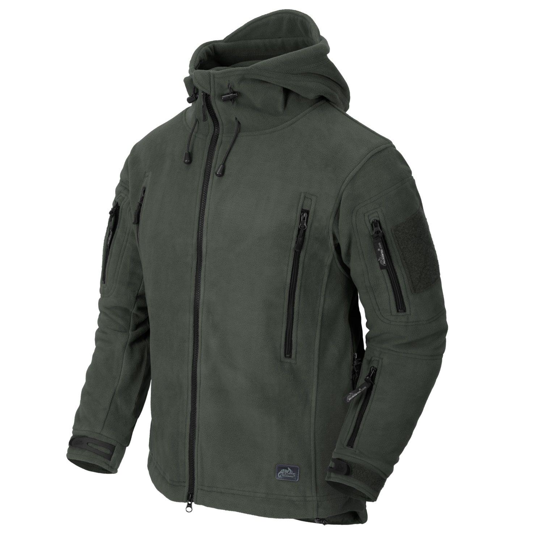 Heavy fleece jacket PATRIOT FOLIAGE Helikon-Tex® BL-PAT-HF-21 L-11