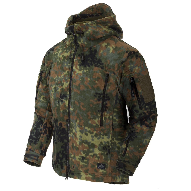 Heavy fleece jacket PATRIOT FLECKTARN Helikon-Tex® BL-PAT-HF-23 L-11