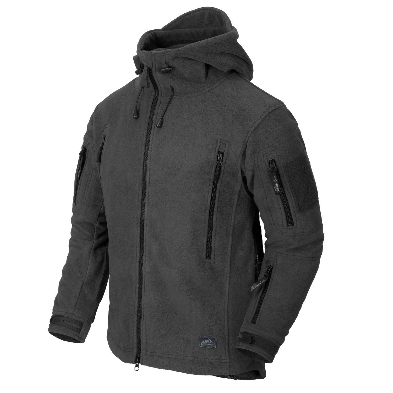Heavy fleece jacket PATRIOT ® SHADOW GREY Helikon-Tex® BL-PAT-HF-35 L-11