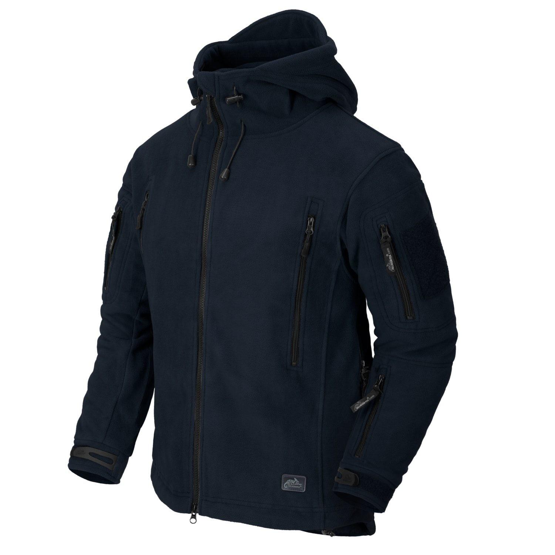 Heavy fleece jacket PATRIOT ® NAVY BLUE Helikon-Tex® BL-PAT-HF-37 L-11