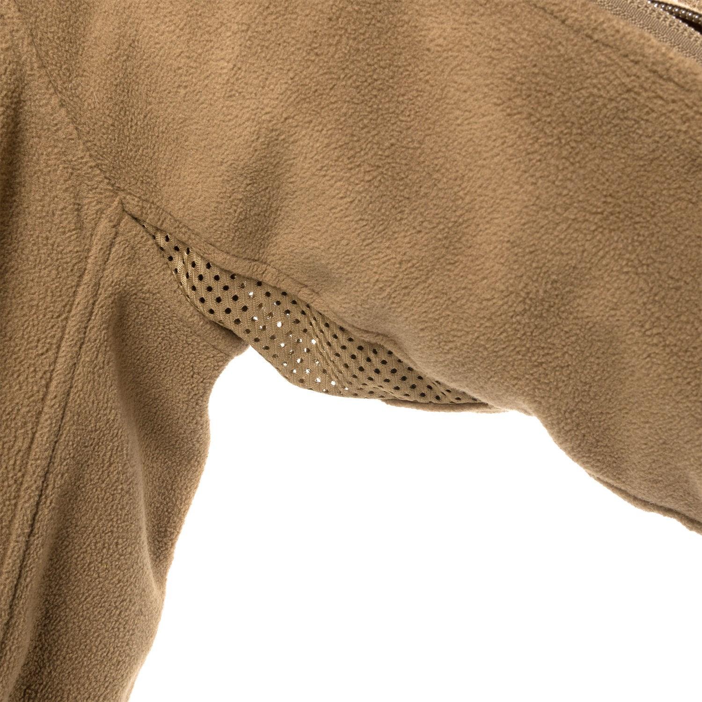 Jacket STRATUS® HEAVY FLEECE COYOTE Helikon-Tex® BL-STC-HF-11 L-11