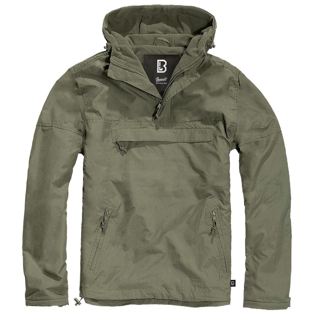 Jacket WINDBREAKER OLIVE BRANDIT 3001-01B L-11